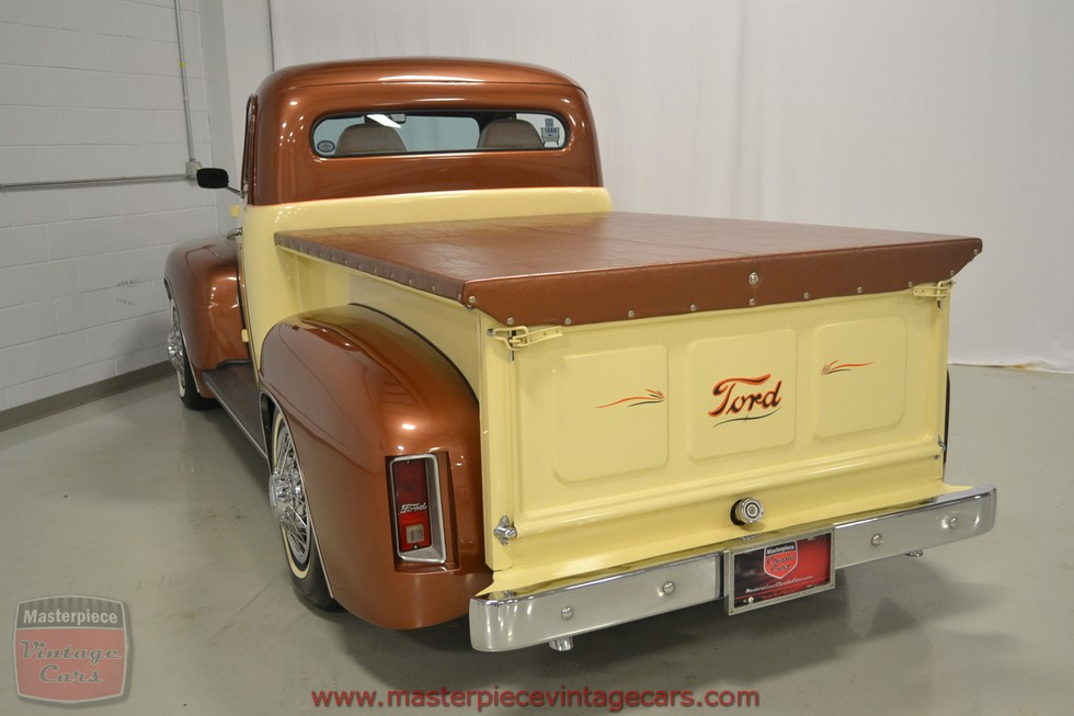 1951 ford f100 custom pickup front wheel drive images. Black Bedroom Furniture Sets. Home Design Ideas
