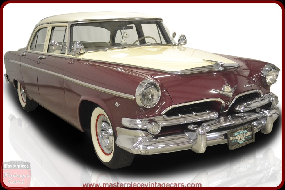1955 Dodge Royal 4 Door Sedan
