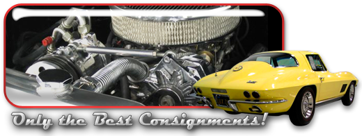 Masterpiece Vintage Cars Consignments