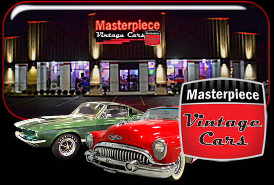Masterpiece Classic Cars is designed to help you 'Drive Your Passion'