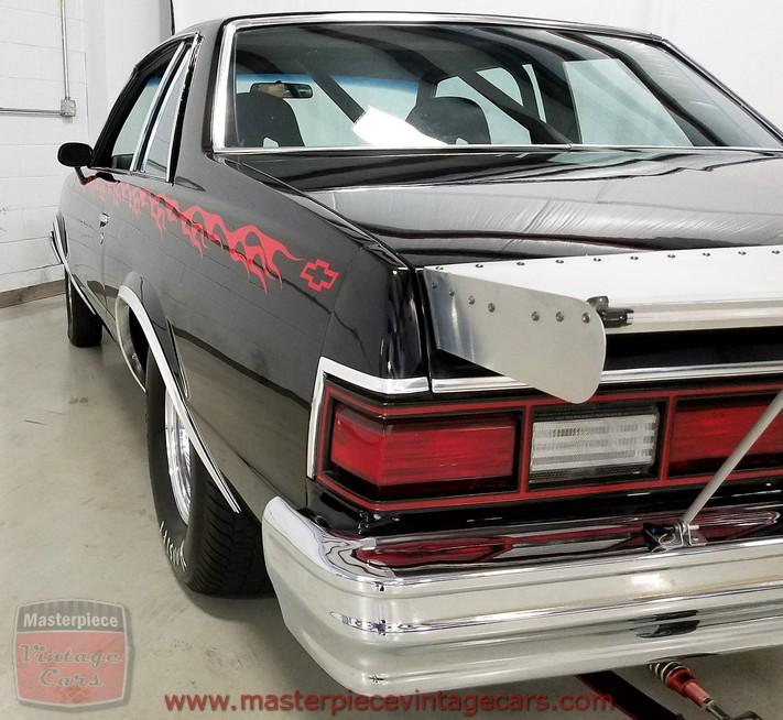 1979 Chevrolet Malibu Pro Street Images
