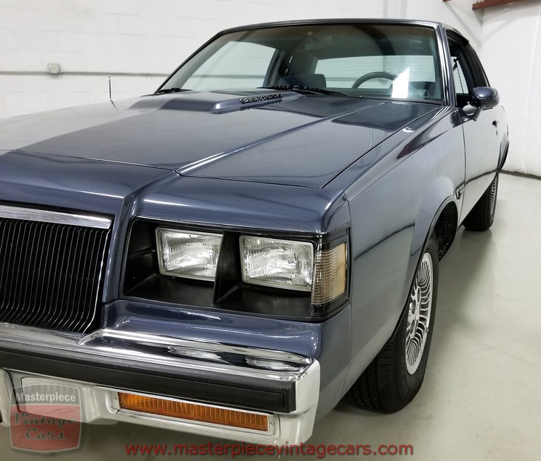 Buick Regal T Type For Sale: 1984 Buick Regal T-Type Images
